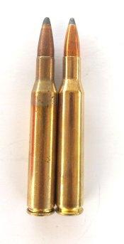 130- and 150-grain JSP cartridges