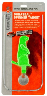Champion Duraseal squirrel target green