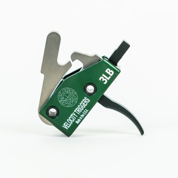 Velocity 3-pound drop in AR-15 trigger