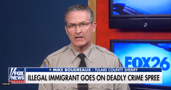 Sheriff Mike Boudreaux speaking on Gun Control