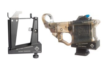 American Tactical's 9mm carbine adapter