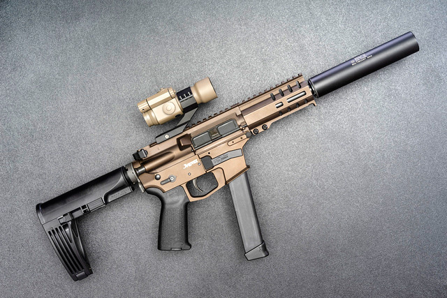 Top AR Pistol Braces - The K-Var Armory