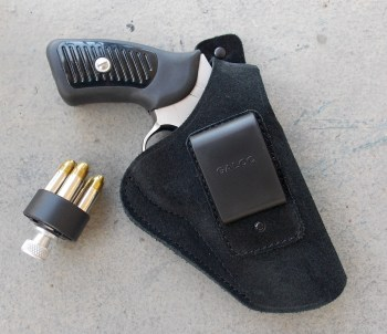 Galco's Carry Lite revolver holster