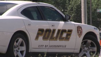 Jacksonville police car for armed good guys