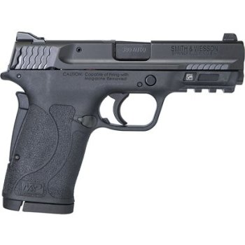 Smith and Wesson M&P 380 EZ Shield pistol