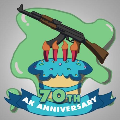 Happy Anniversary to the AK