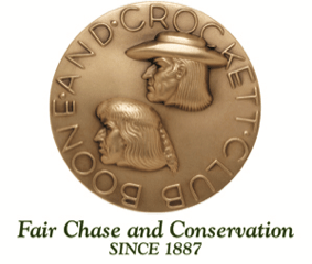 Boone and Crockett Fair Chase logo