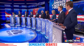 Democrats lined up for 'Night 2' of their opening debate