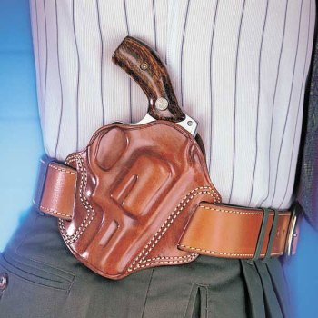 Galco Combat Master leather holster