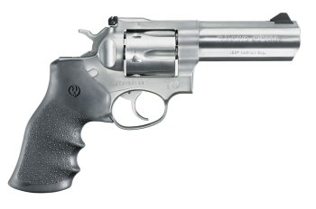 Ruger GP100 .357 Magnum right profile