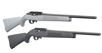 Two Ruger 10/22 rifles