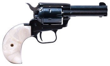 Heritage Rough Rider revolver with birdshead grip plates