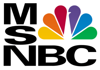 MSNBC Logo for armed good guys