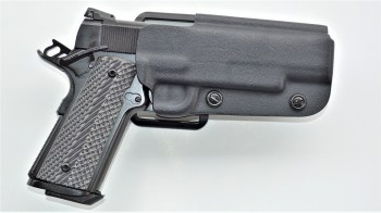 Rock Island 10mm 1911 Commander in a Galco Kydex holster