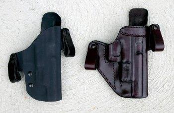 FIST leather pistol holster
