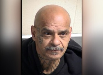 Enrique Garza booking photo