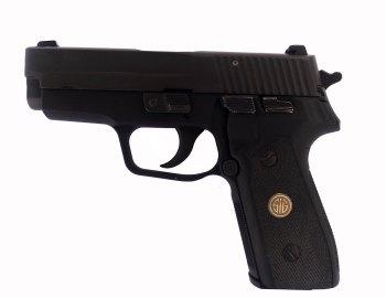 SIG Sauer P225A pistol left profile