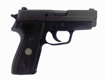 SIG Sauer P225A right profile