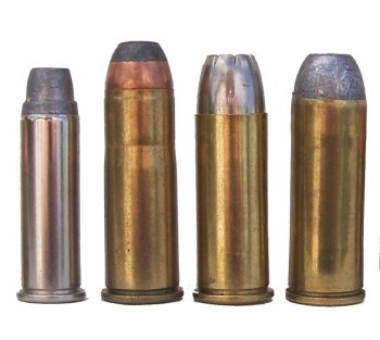 .38 Special, .44-40, .44 Special, and .45 Colt loads.