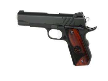 Dan Wesson Guardian 1911 pistol left profile