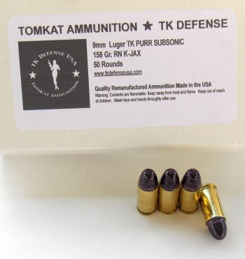 Tomkat lead bullets