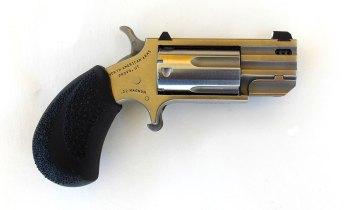 North American Arms Pug right profile