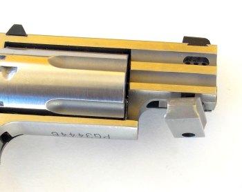 North American Arms Pug revolver locking log
