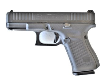Glock M44 pistol left profile