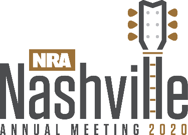 149th NRA Annual Meeting guitar logo