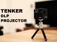 TENKER DPI プロジェクター 実機レビュー