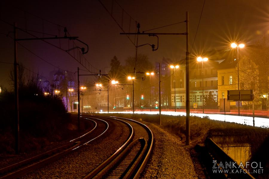Tivoli, železniška postaja