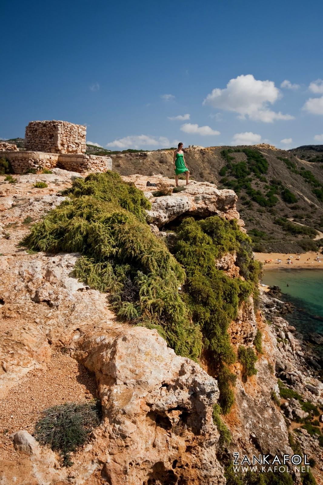 Klifi pri Għajn Tuffieħa