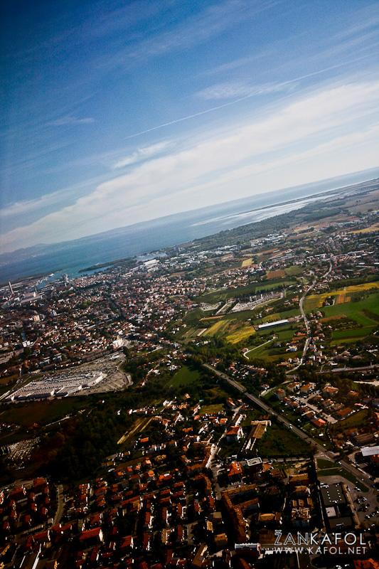London iz zraka