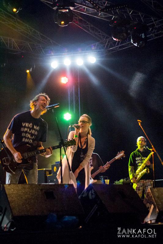 Zmelkoow na Gora Rocka 2012