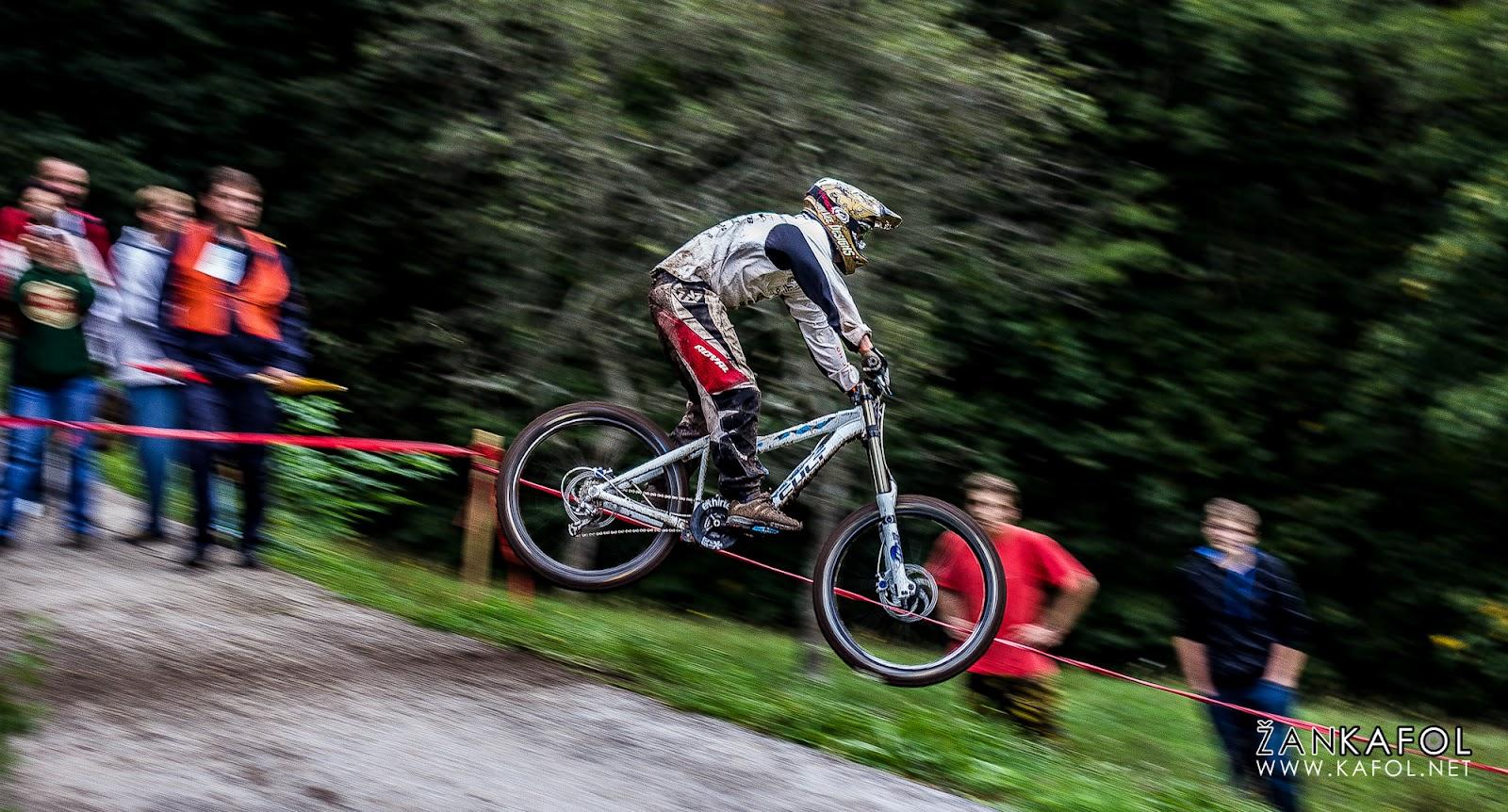 Downhill MTB cerkno