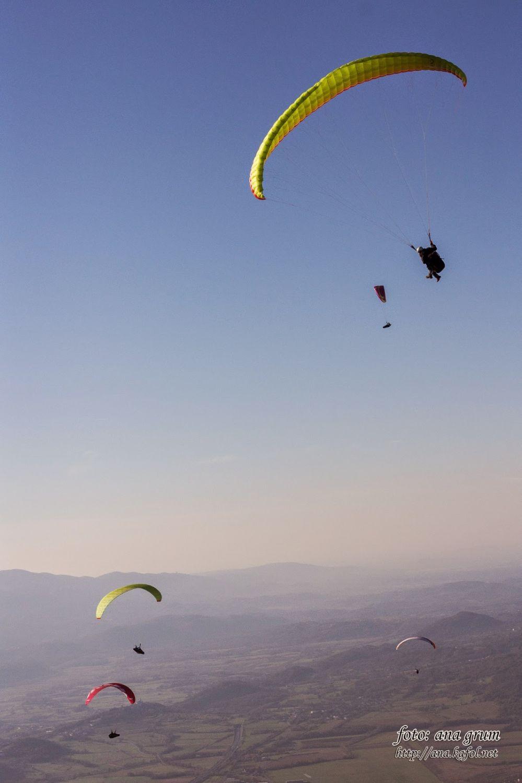 Letenje na Kovku