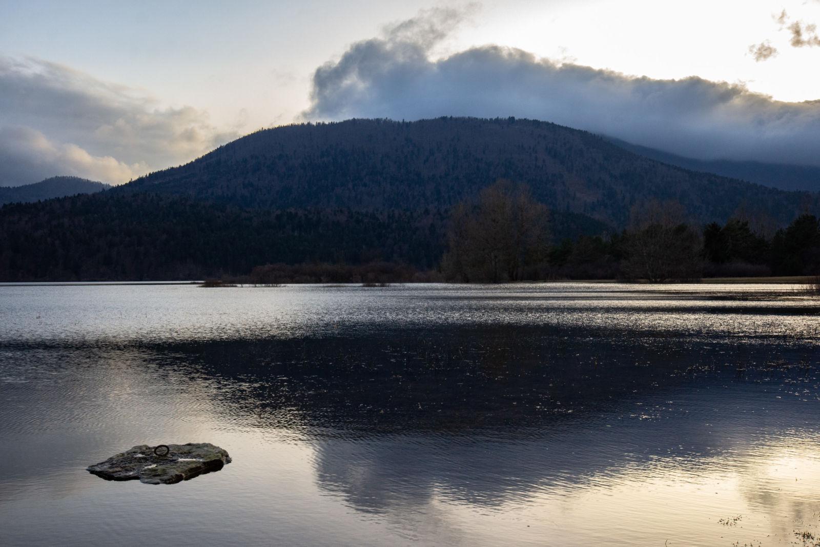 Zamašek Cerkniškega jezera