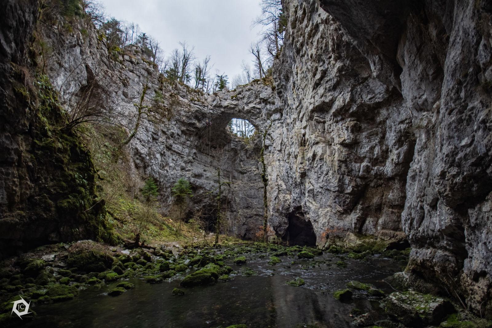 Mali naravni most - Rakov Škocjan
