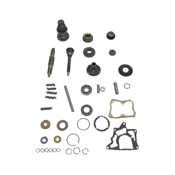 Willys Jeep Parts Q&A: T90 Transmission Overhaul Kit