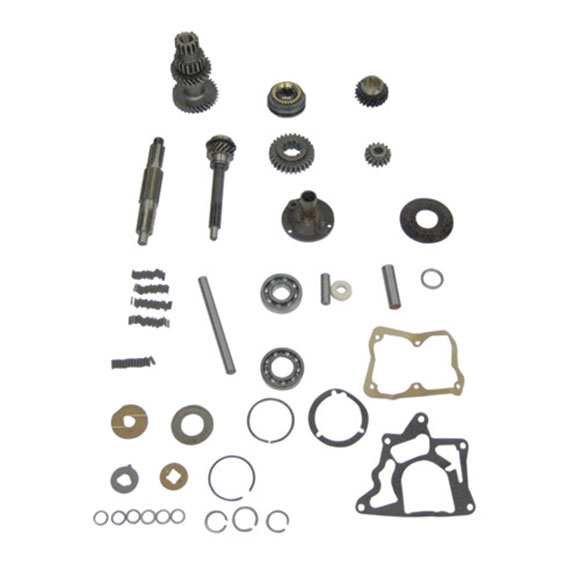 Willys Jeep Parts Q&A: T90 Transmission Overhaul Kit with