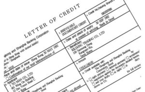STEPS INVOLVED IN THE PROCESS OF LETTER OF CREDIT