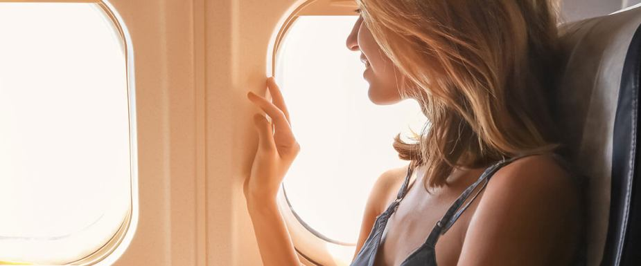 Tip 3: How to make your flight more comfortable