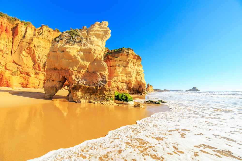 Portugal Algarve Region