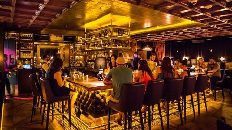 5 quán bar phong cách speakeasy nên thử tại Sài Gòn - KAMEREON