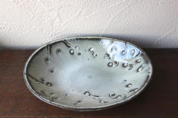 福田るい 楕円皿