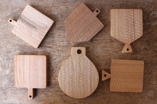 くるみの木のカッティングボード