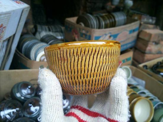 小鹿田焼 フリーカップ