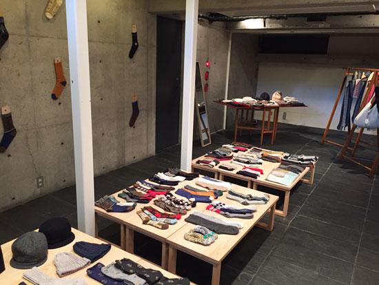 フレンチブル 2015秋冬 展示会