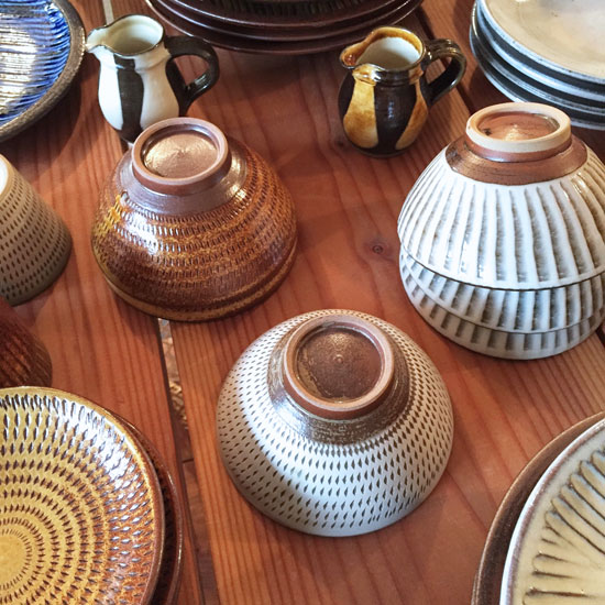 小石原焼 ごはん茶碗