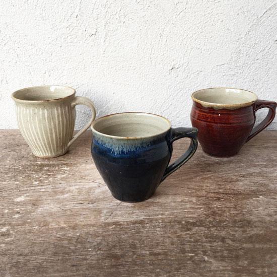まゆみ窯 マグカップ